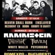In urmatoare perioada vom avea ocazi sa participam la 2 festivaluri importante in Bucuresti. Cateva trupe mari de muzica rock vor concerte in urmatoarea saptamana in capitala. Nume ca Iron […]