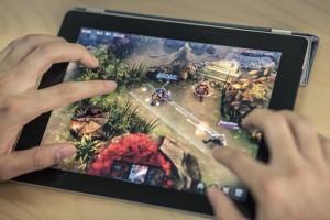 iPad Moba