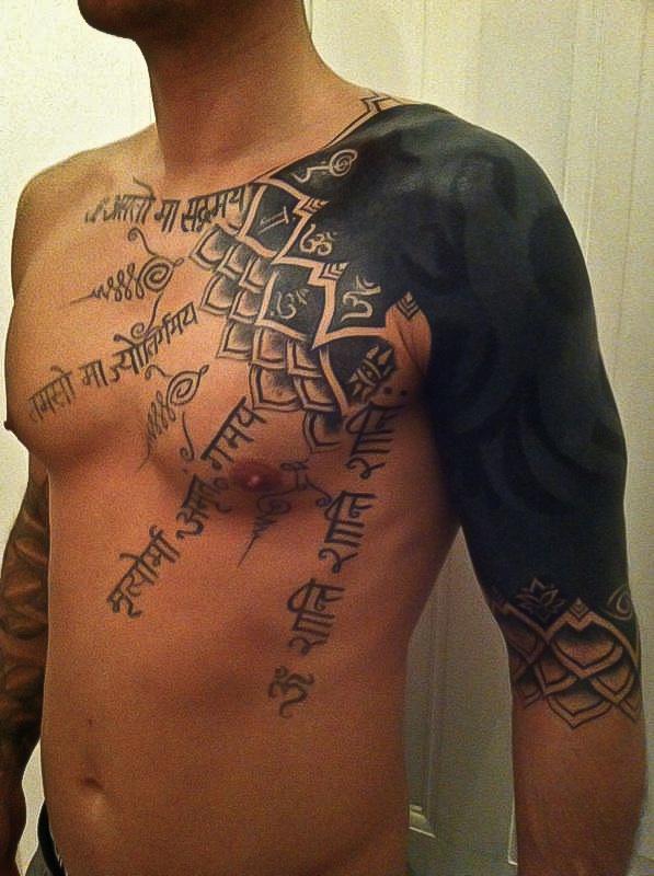 Procesul de tatuaj
